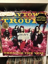 Claytowne Troupe - Through The Veil  Gold Stamped Promo VG+