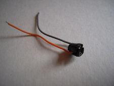 Märklin H0 e 276770 Lampenfassung Bi-Pin Ersatzteil Sockel mit Kabel