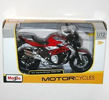 Maisto - MV AGUSTA BRUTALE 1090 RR - Motorcycle Model Scale 1:12