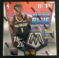 New 2019-20 Panini Mosaic Mega Box 80 NBA Cards Basketball! Nunn, ZION Morant?