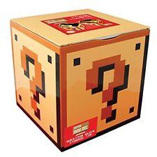 Super Mario Bros. Question Block Storage Tin Multi-Colour. Brand Perfect Paladon