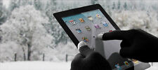 iTECH TOUCH SCREEN GLOVES IN DARK BLUE FOR USE ON ALL TOUCH SCREEN DEVICES