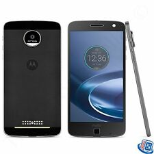 Unlocked Verizon Motorola Droid Moto Z Droid Black Lunary Grey XT1650-01