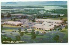 Springfield IL Sheraton Inn ostcard - Illinois
