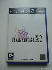 Sony Playstation PS2 / Final Fantasy X-2 [ Version PAL FR ] TBE