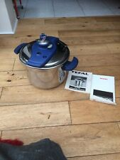 Tefal Clipso  Pressure Cooker -  6 Lt Used