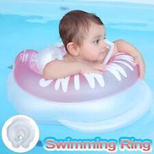 Baby Kids Inflatable Swimming Ring Float Swim Water Fun Pool Aid Training 1-4Y