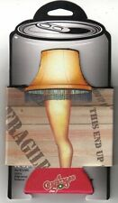 A Christmas Story Movie Leg Lamp Beer Huggie Can Cooler / Koozie, NEW UNUSED