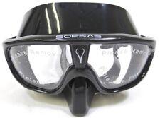 NEW* Sopras Apnea SCUBA Freediving Goggles Diving Mask Spearfishing Snorkeling