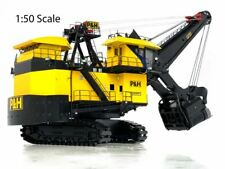 Weiss Brothers WBR023 P&H 4100XPC Mining Shovel 1/50 O Scale Die-cast NEW MIB