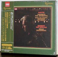 ESOTERIC SACD ESSE-90082: BARTOK Concerto for Orchestra, KARAJAN - JAPAN 2013 SS
