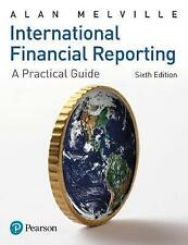 International Financial Reporting: A Practical Guide by Melville, Alan | Paperba
