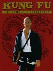 Kung Fu Complete TV Series Season 1-3 New Sealed DVD Box Set Region 4 R4