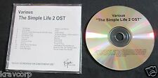 Kylie Minogue/Gomez 'The Simple Life 2 Ost' Advance Cd