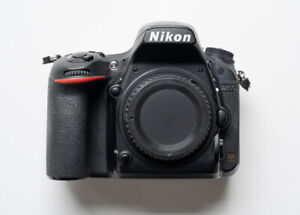 NIKON D750 DIGITAL SLR CAMERA BODY *GOOD CONDITION* ACTUATIONS: 178,368