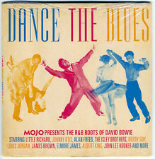 MOJO - Dance The Blues - 15-track R&B/David Bowie CD