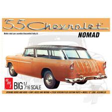 AMT 1:16 1955 CHEVY NOMAD Wagon en Plastique Kit Voiture