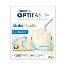 Optifast VLCD Weight Loss Diet Milk Shake :: ALL FLAVOURS :: 12 sachets