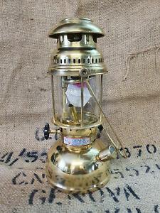 Geniol 250CP Messing Automatic Starklichtlampe, wie Petromax 827