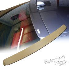 Unpainted BMW 3-Series E46 Coupe A-Type Window Visor Rear Roof Spoiler 99-05