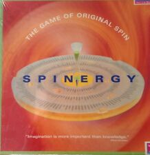 SPINERGY THE ORIGINAL GAME OF SPIN NEW/SEALED BOX2+ PLAYERS TEEN TO ADULT