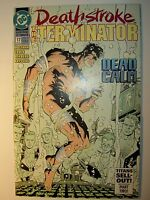 Deathstroke the Terminator #17 NM-,18 NM-,19 VF/NM, 20 NM-,21 NM- lot of 13,1992