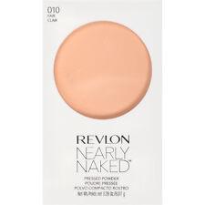 REVLON nearly naked pressed powder foundation in 010 fair - 8.0117g