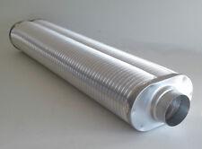 Telefonie Schalldämpfer Rohr Lüftung oval LTSDO NW 160 mm