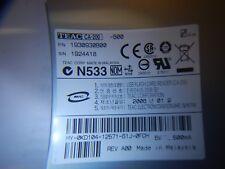 Dell Dimension USB Flash Card Reader TEAC CA-200 1930930B00 black face plate