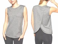NWT $49 ATHLETA Sunlover UPF Tank Flint Gray Fitness Lifestyle Yoga Gym XS S M L