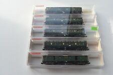 Fleischamnn piccolo - DRG Personenwagen-Set 5-teilig, 8084 - 8088  - OVP - P108