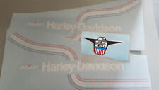 Harley Davidson AMF Ss 250 Series Stickers Stickers