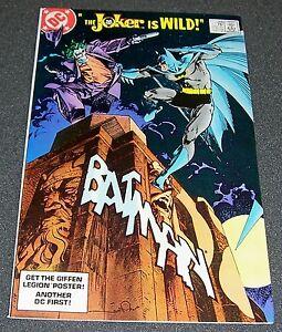 "9.0 VFNM, BATMAN 366 ""JOKER Is Wild!"" 1st Jason Todd in Robin Costume, JOKER C&S"