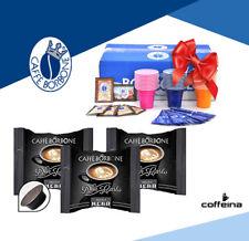 200 capsule caffè Borbone Don Carlo Nera compatibile a modo mio OMAGGIO COFFEINA