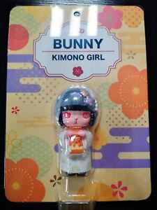 POP MART x BUNNY Kimono Girl Mini Figure Designer Art Toy Lift Sub Limited New