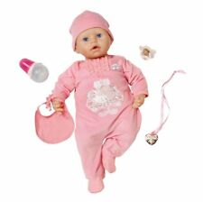Baby Annabell Doll Interactive NEW
