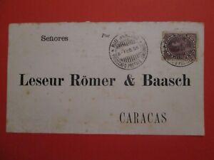 1896 REGNO annullo su prontespizio RIO JANEIRO * PIROSCAFO POSTALE ITALIANO