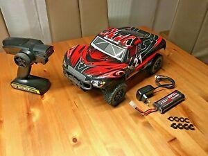 Himoto 1:10 Brushless Slash Rally Short Course RTR RC Auto
