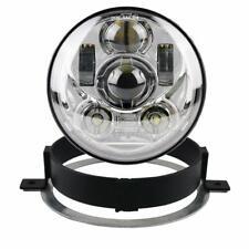 5.75 INCH HEADLIGHT W/ MOUNTING BRACKET LED HONDA VTX 1300 VTX 1800 2002-2008