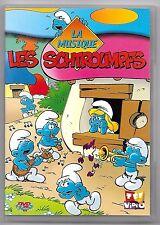 DVD / LES SCHTROUMPFS - LA MUSIQUE (CONTIENT 5 EPISODES)