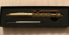 TACTICAL SELF DEFENSE AND GLASS BREAKER PEN 3 IN ONE,SAFE FOR ANY VEHICLE. NEW