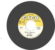 NINO TEMPO/APRIL STEVENS--7'-45---(DEEP PURPLE)---EX