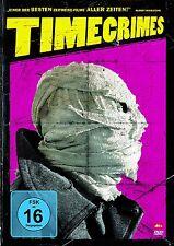 Timecrimes - Mord Ist Nur Eine Frage Der Zeit DVD Time Crimes Viaje en el Tiempo