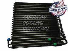 A/C Condenser/Oil Cooler AR96767 for John Deere 4240 4440 4640 Tractor (19001)