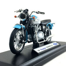 TRIUMPH BONNEVILLE Welly 1:18 Scale Die-Cast Collection Toy Motorcycle Model #1