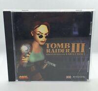 Tomb Raider III (PC CD-ROM, 1998)