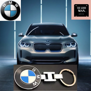 BMW Classic Logo Keychain  Key Ring with BMW Great Gift Idea Lifetime Warranty