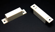 2 pcs Enclosed Magnetic Activator for Reed Switch - Door Window Safe Alarm