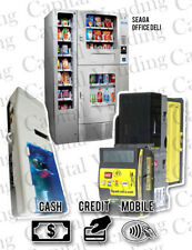 Crane Navigator Credit Card Kit for Seaga Office Deli Machine with Refurb Mars