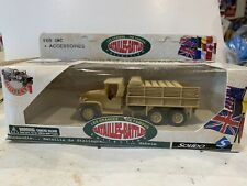 Sealed New Solido Batailles-Battles Gmc Truck With Accessories Die-Cast #6109